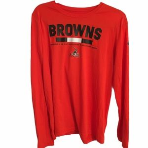 NFL Nike Cleveland Browns Tee